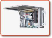接続箱電圧チェック